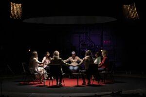 'Em Nome de Deus' reúne vítimas de João de Deus em roda de conversa inédita — Foto: Divulgação